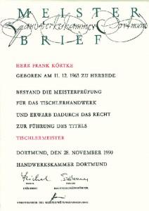 thumbnail of Meisterbrief-Tischlermeister